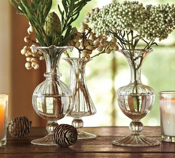 top Christmas decorations botanicals