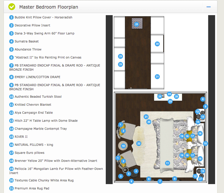 Bedroom Layout Planner
