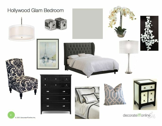 Online Interior Design Services Decorate It Online Moodboard