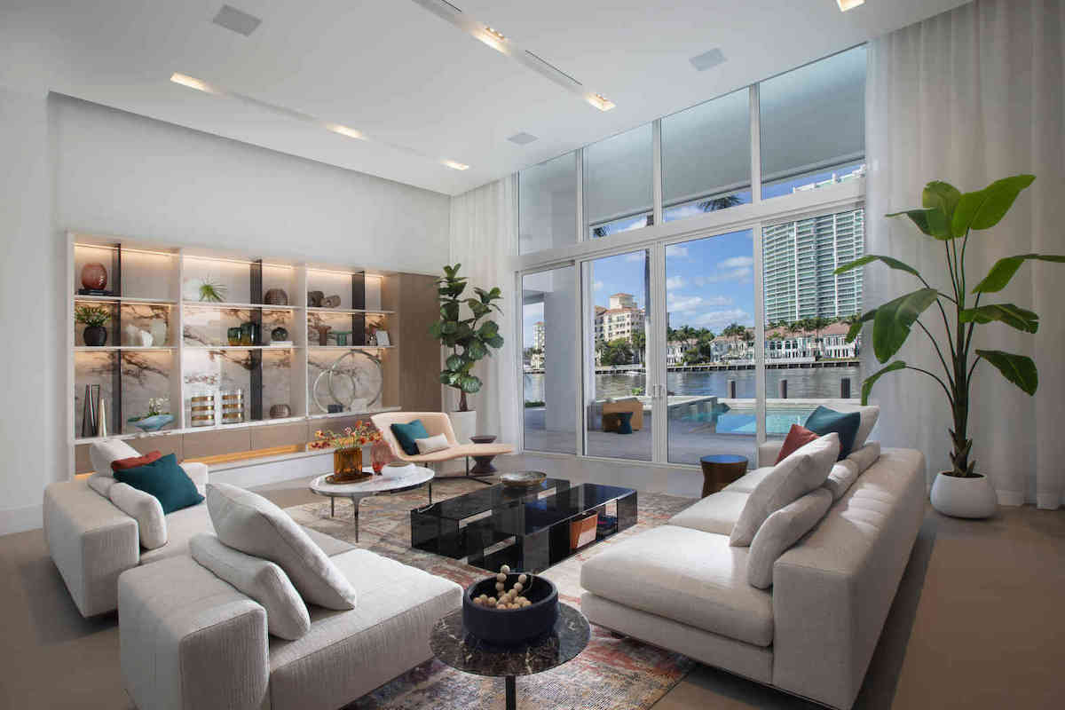 Find an interior designer for Contemporary living room by Dkor interiors