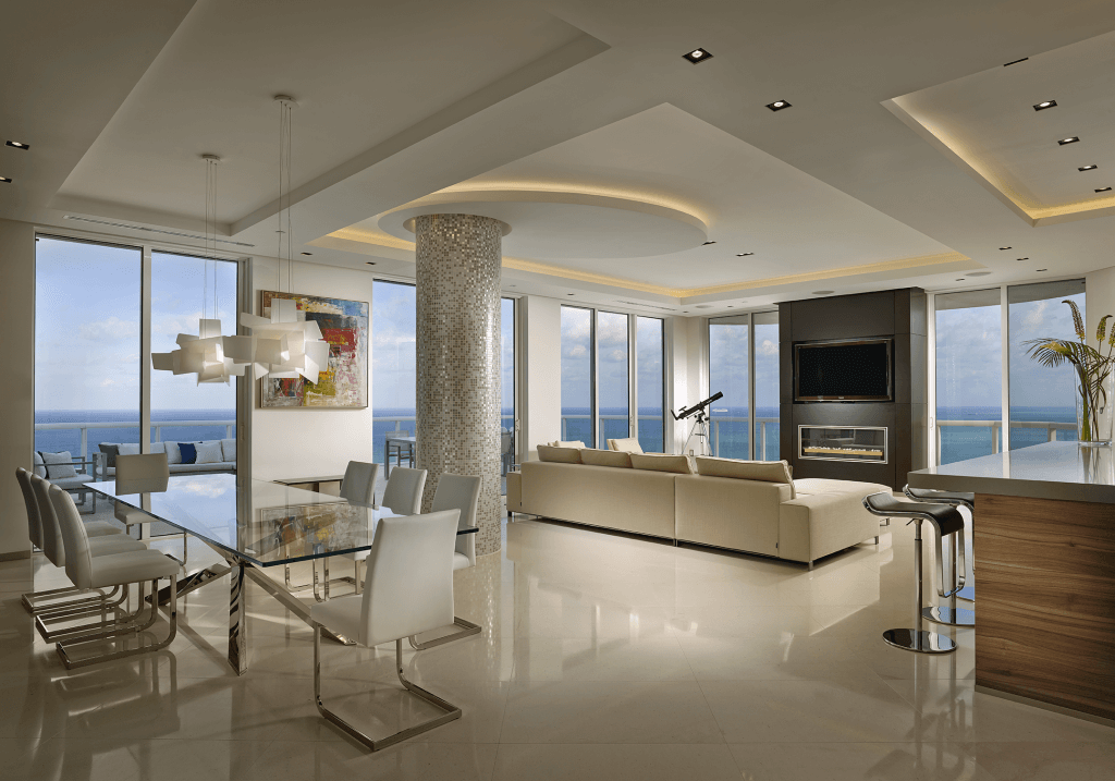 Top 10 miami interior designers decorilla for Top 10 living room interior design