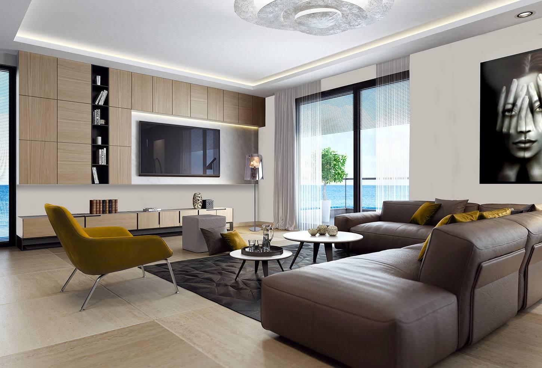 contemporary-glam living room by houzz interior designer miami renata pfuner