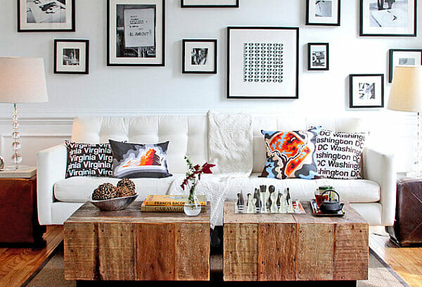 decorating mistakes and good pattern