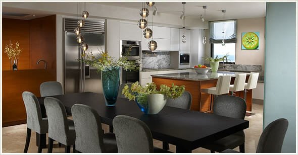 miami designers J Design Group dining_rooms