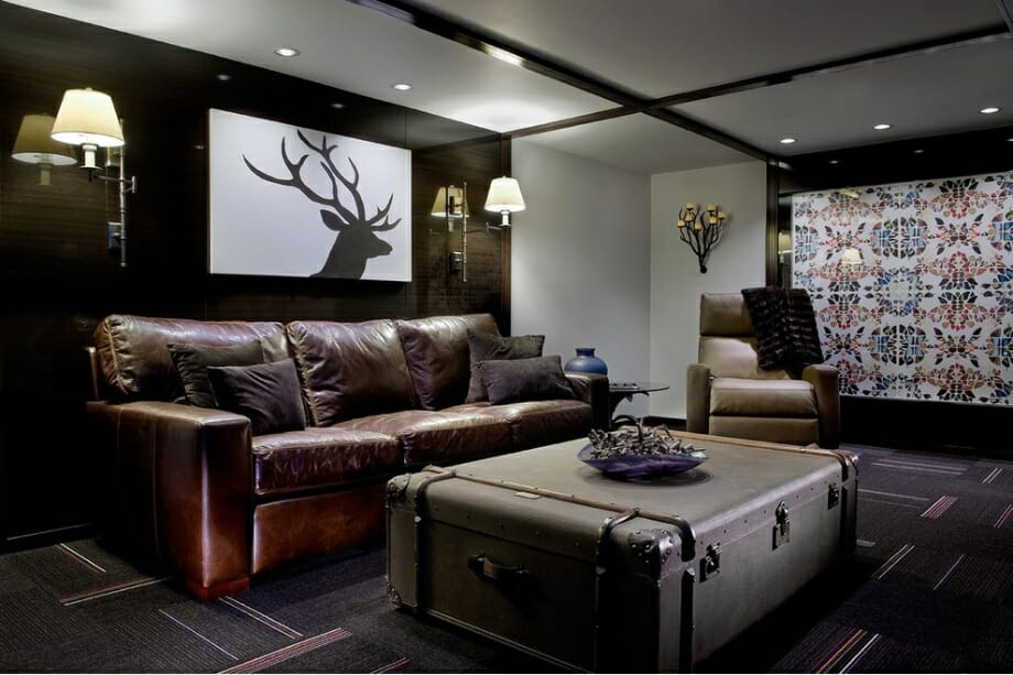 Key Tips to Designing the Perfect Man Cave -Decorilla