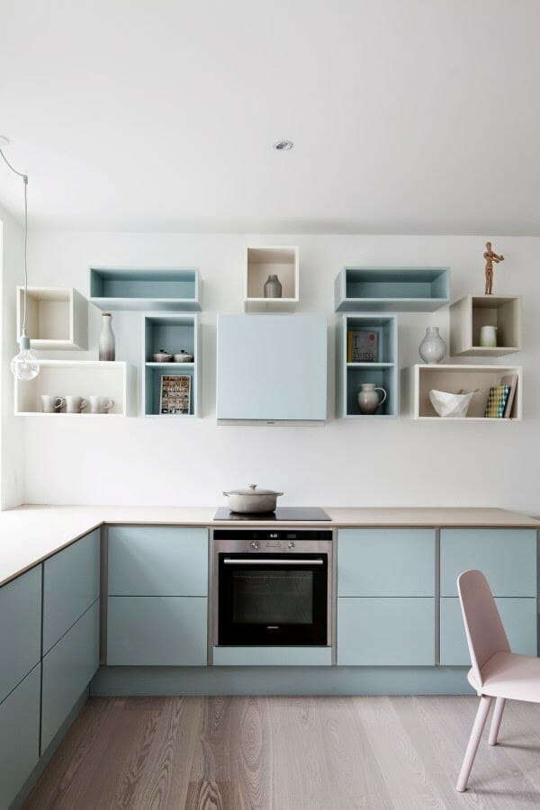 pantone kitchen design sping decoration