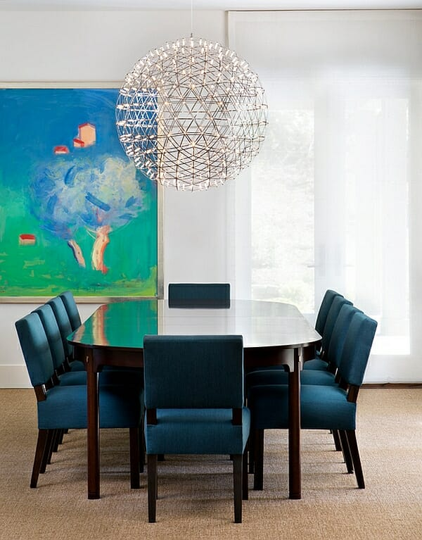 statement pendant lighting
