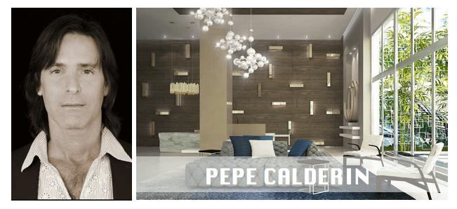 top Miami designer Pepe Calderon