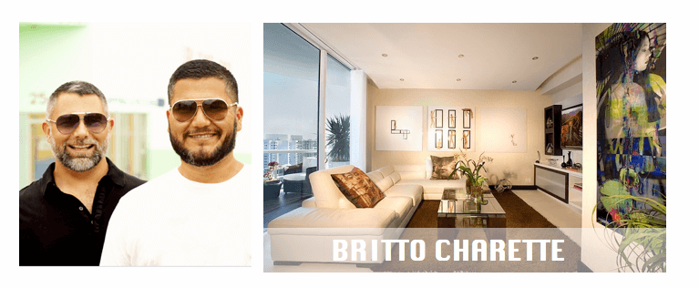 top Miami designers Britto Charette