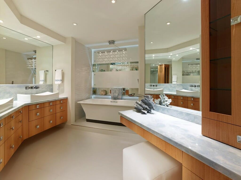 top Miami designers Decorilla Emily bathroom