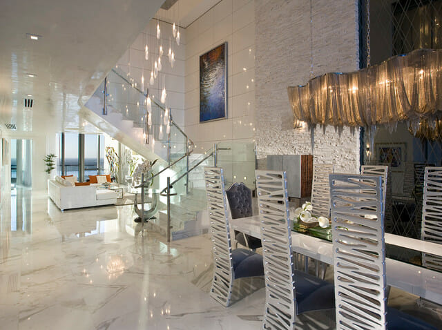 top miami designers Pfuner contemporary-living-room