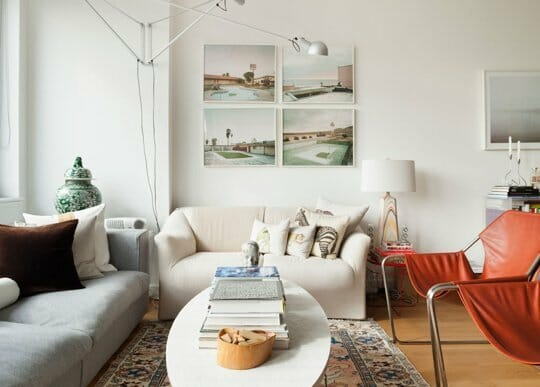 living room interior design Apartment Therapy