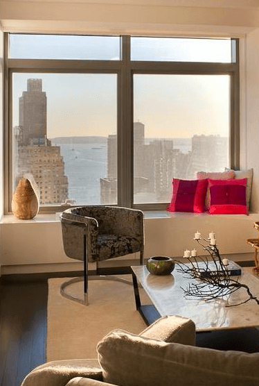online interior designer living room, Tarah Y.