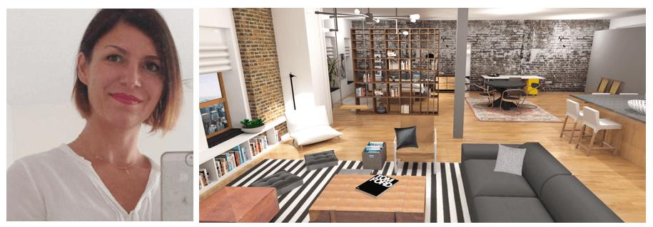 Decorilla interior designer, Laura A.