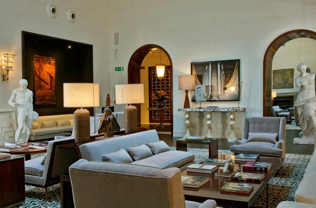 JK Roma lounge