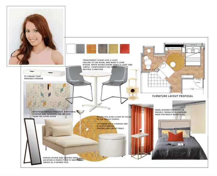 Decorilla online interior designer Hannah D