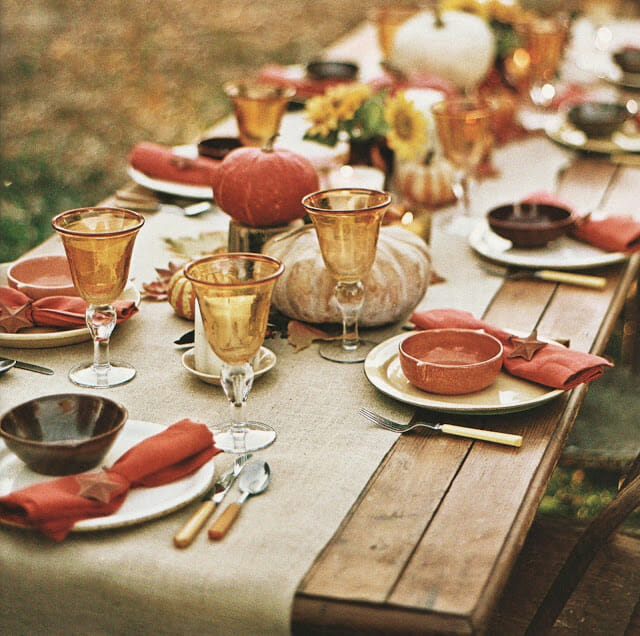 7 fall interior design trends to try this season decorilla How to set a thanksgiving dinner table