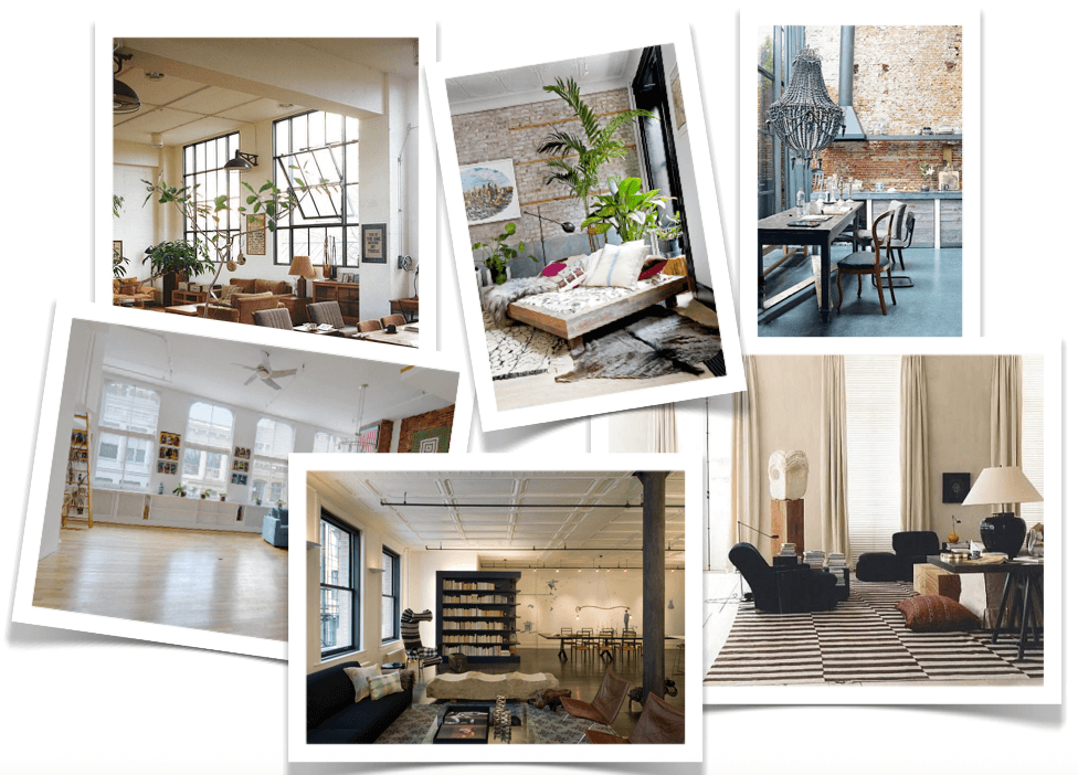 loft design inspiration images