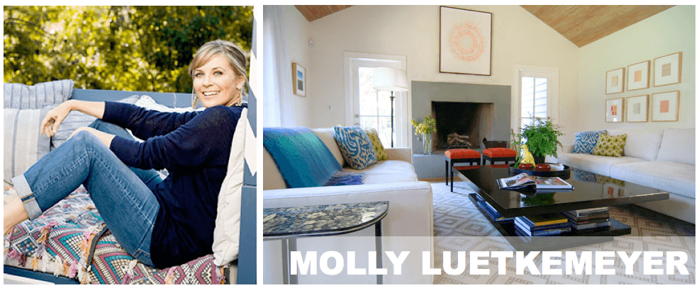 Top LA Interior Designers Molly Luetkemeyer. U201c