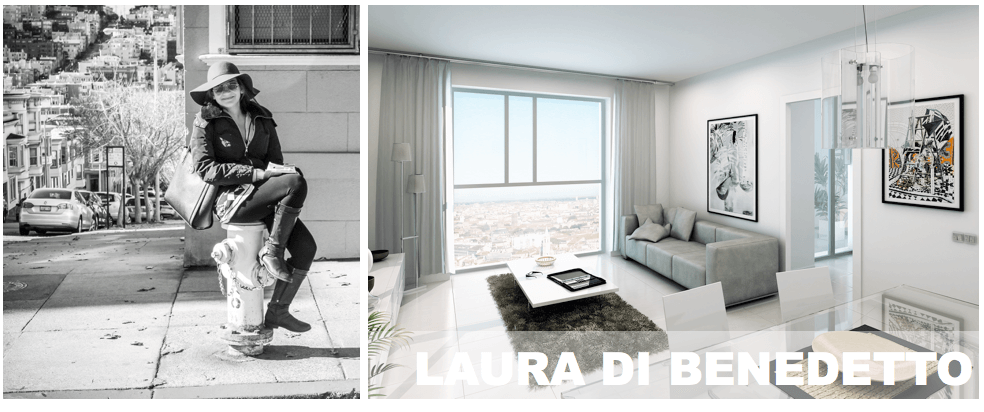 top Los Angeles interior designers Laura Di Benedetto
