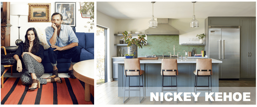 top Los Angeles interior designers Nickey Kehoe