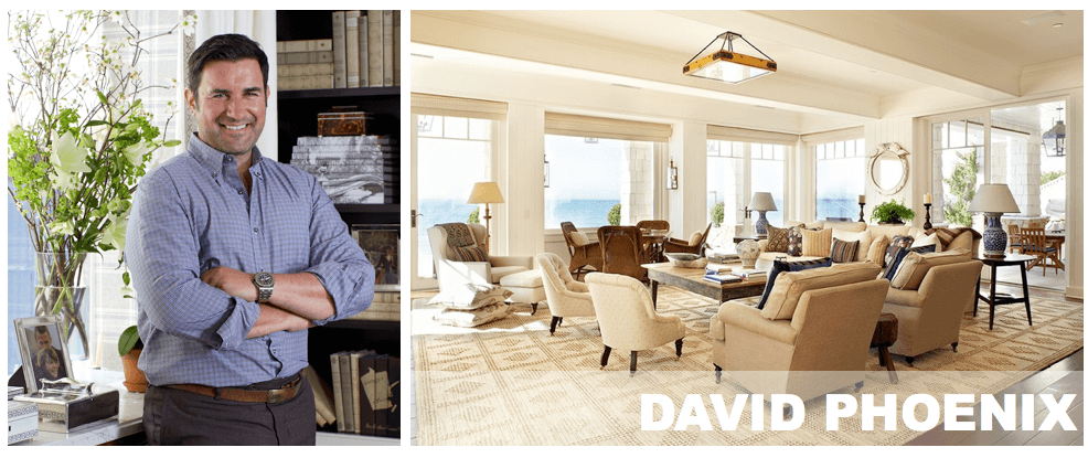 Top Los Angeles Interior Designers David Phoenix
