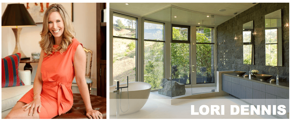 top Los Angeles interior designers Lori Dennis