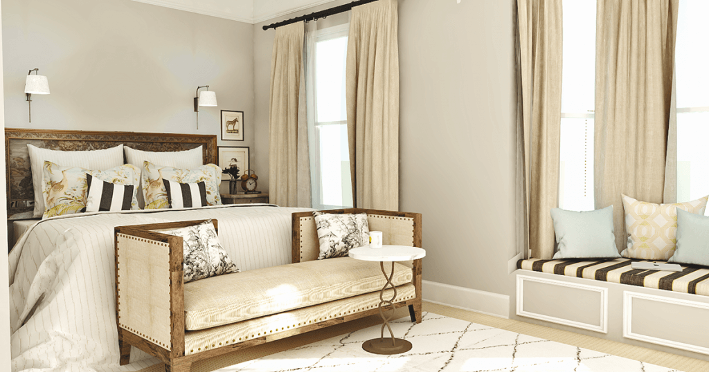 Online Interior Designer Bedroom