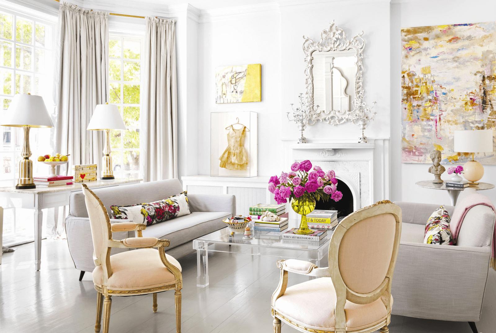 living rooms new home design trends | 5 Spring Interior Design Trends To Celebrate | Decorilla