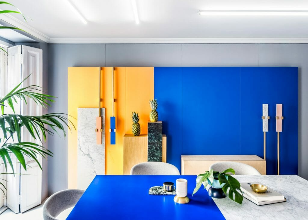 Follow This Spring Interior Design Trend And Make A Daring Little Move By  Adding A Bit Of Bold Color ...