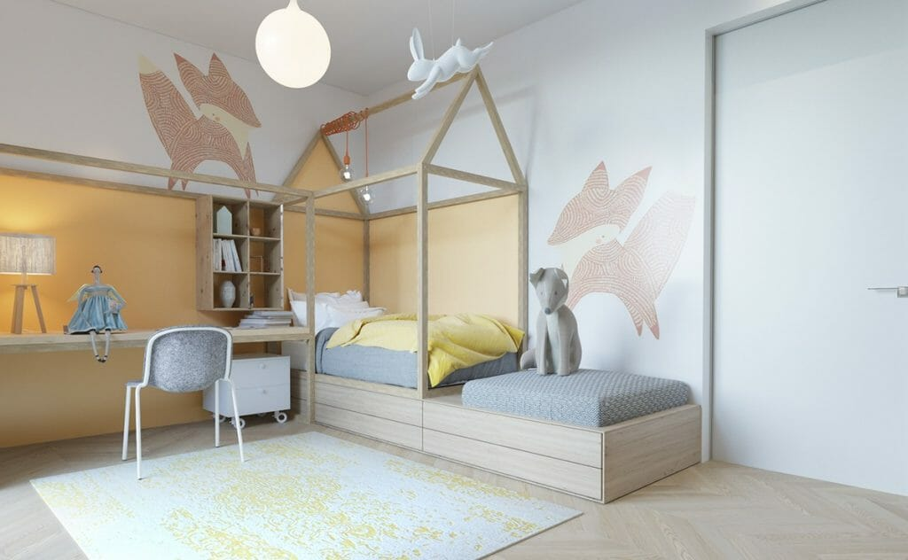6 Kids Room Designs to Inspire the Inner Child Decorilla