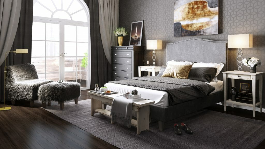 What Is An Interior Designers Price   Bedroom