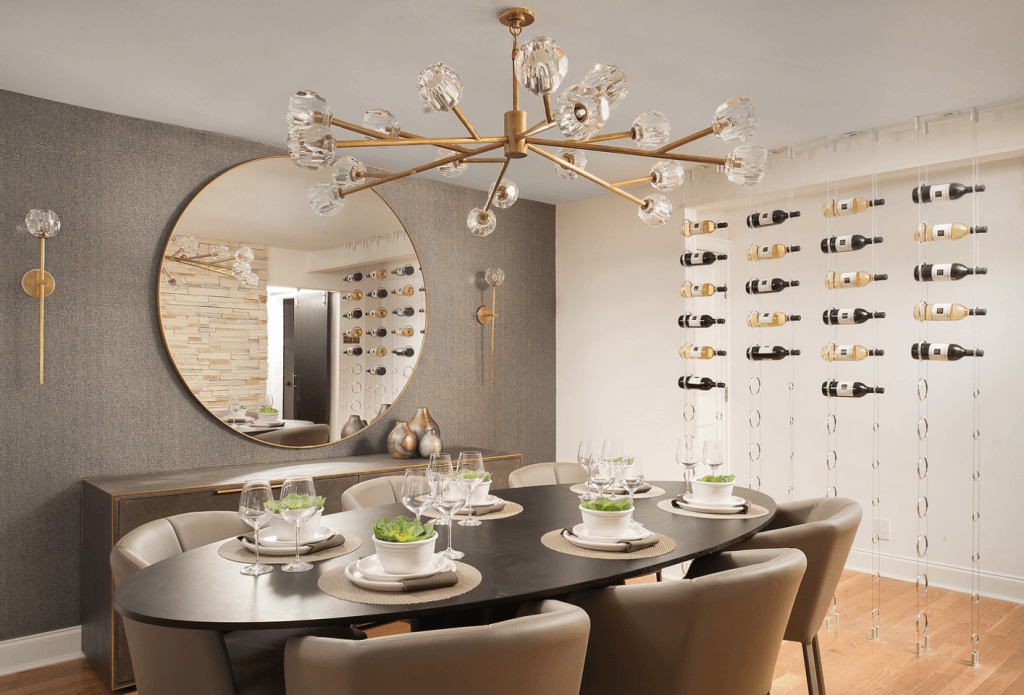 How Much Does Interior Design Cost Dining Room