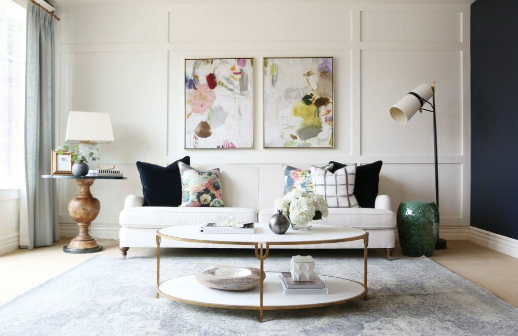 Summer Interior Design Trends White And Bright