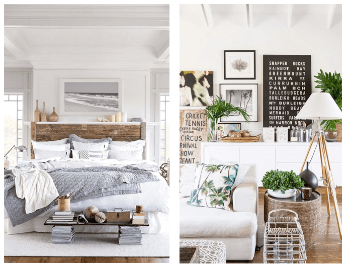 summer interior design trends rustic touches