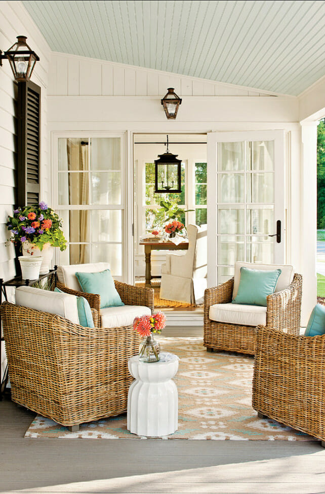 Top 5 Porch Design Essentials - Decorilla