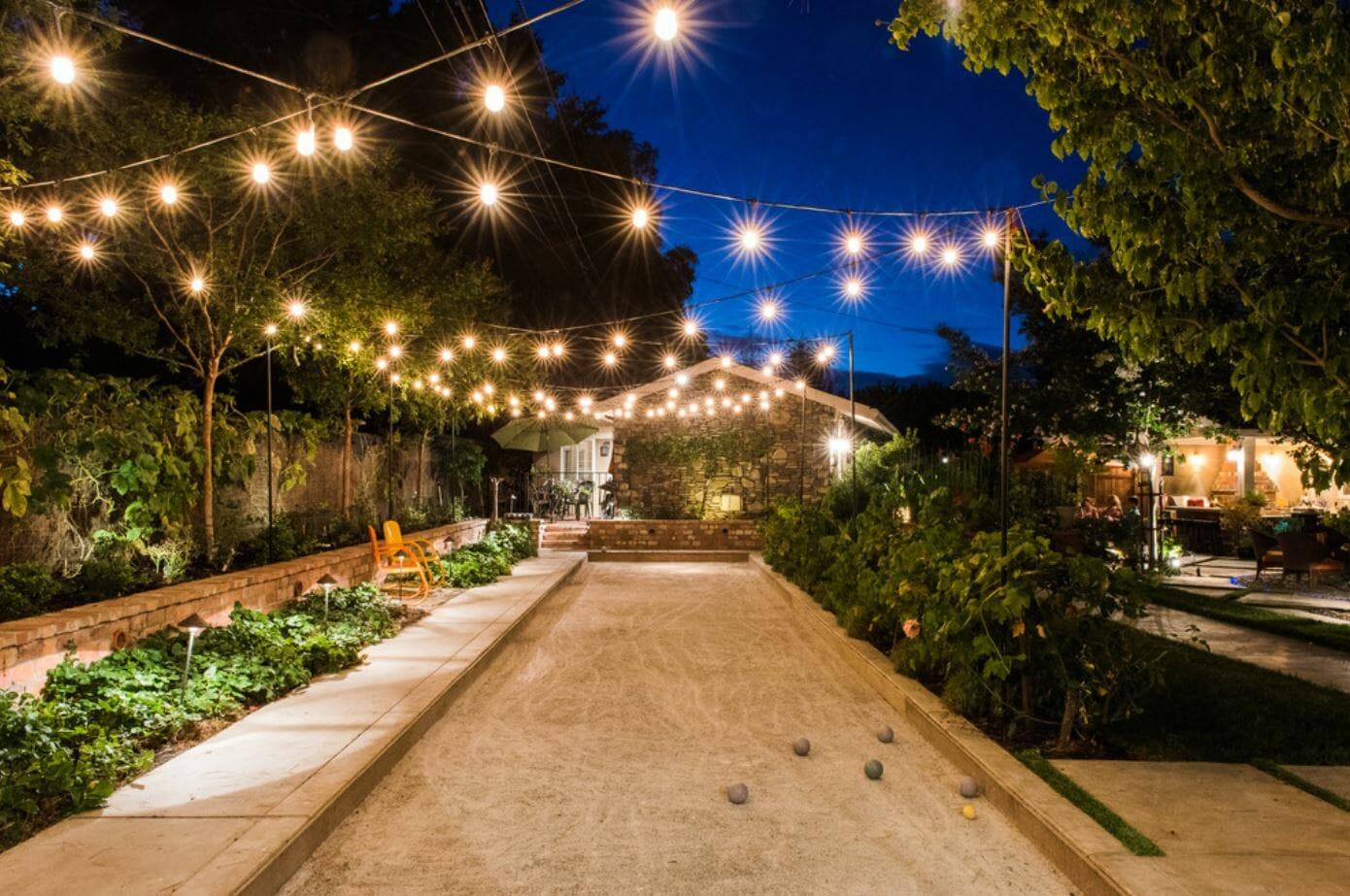 Top 5 Backyard Lighting Trends