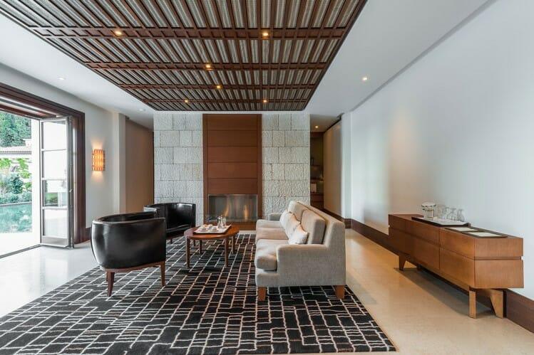 Online Interior Designer Spotlight Amelia Rozas- contemporary living room