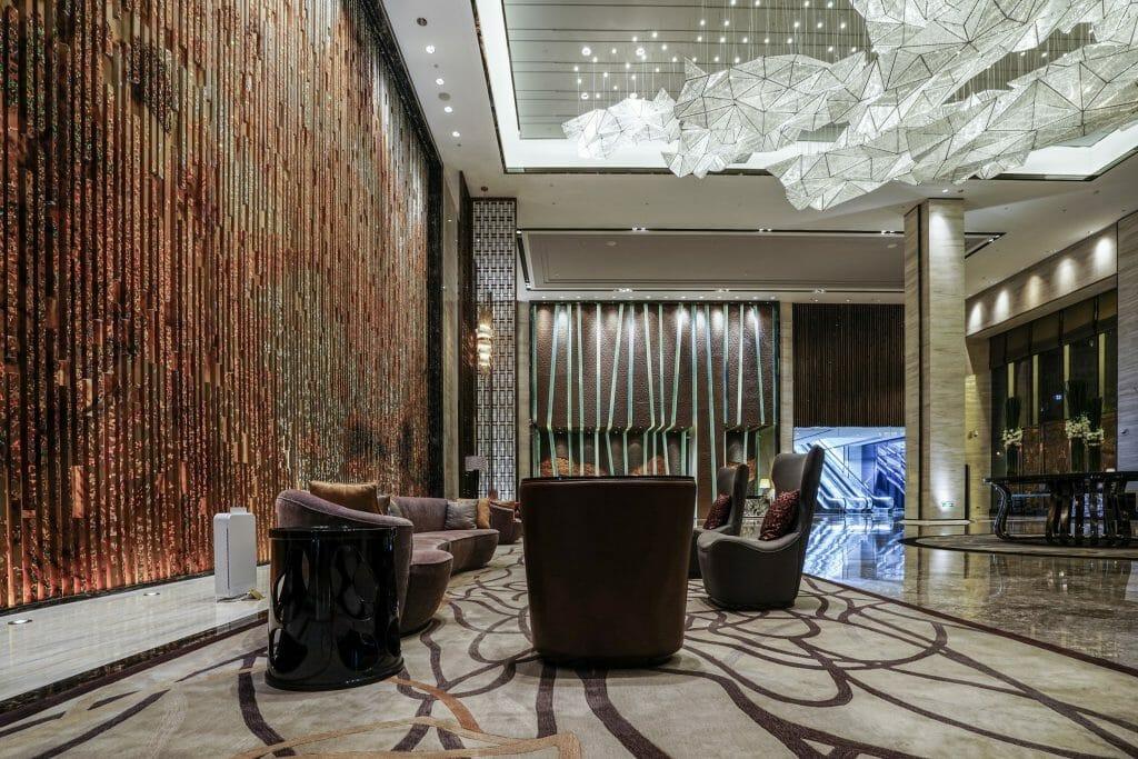 Online Interior Designer Spotlight Amelia Rozas- lobby