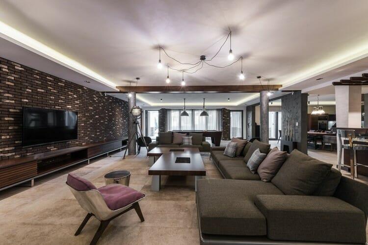 Online Interior Designer Spotlight Amelia Rozas- residential seating area