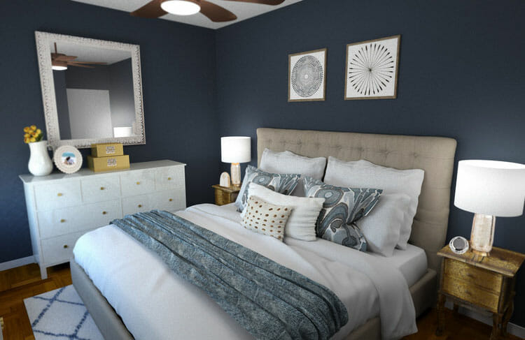 interior designers with style like joanna gaines - Joanna Gaines Bedroom