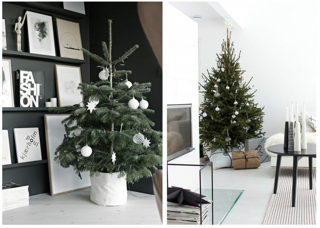 Christmas Tree decor for Every Design Style Modern Tree