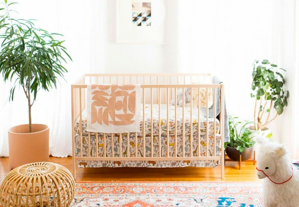 Inspiring Bohemian Nurseries