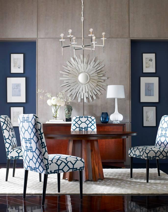 2018 interior design trends dining room