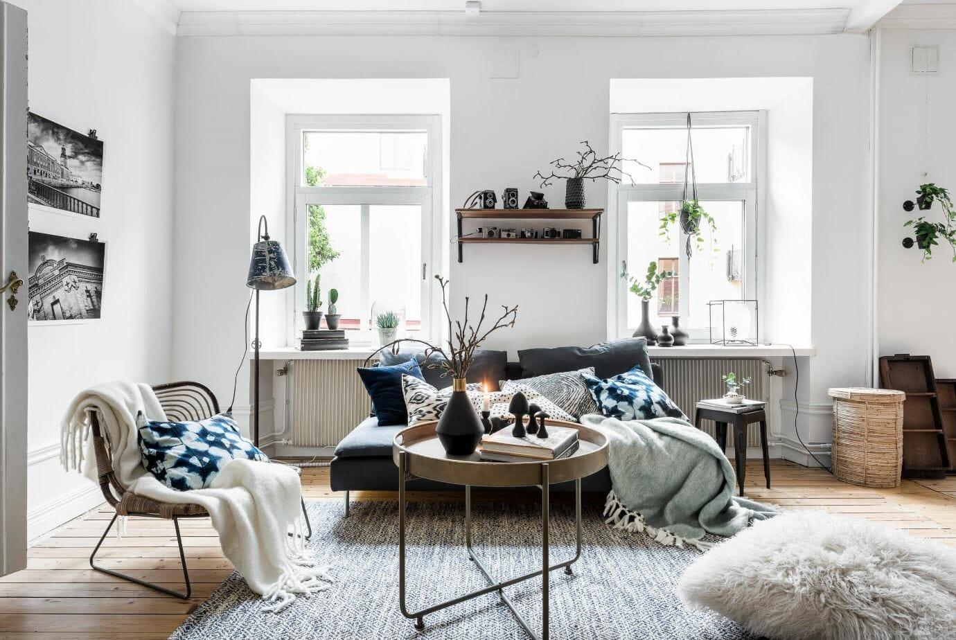 Hygge Home Decor Blankets Decorilla