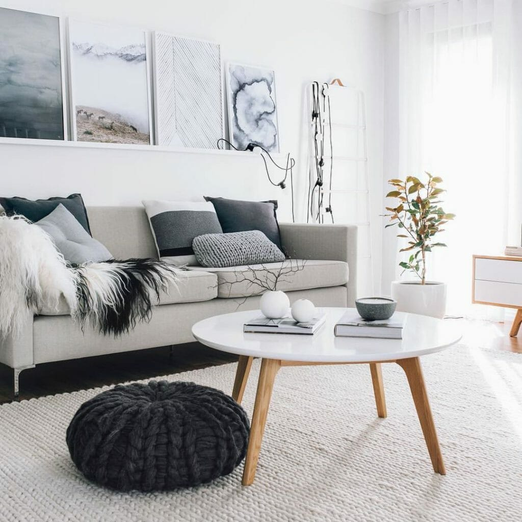 Home Design Ideas For Living Room: 7 Best Tips To Hygge Your Home Decor