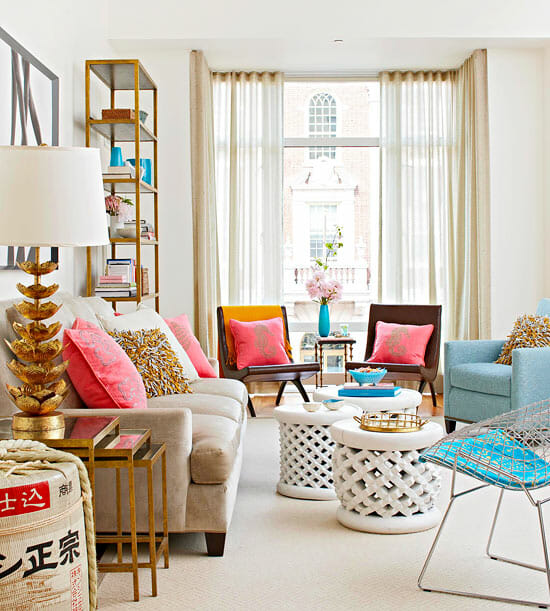 5 Small Apartment Decorating Tips To Make The Most Of Your
