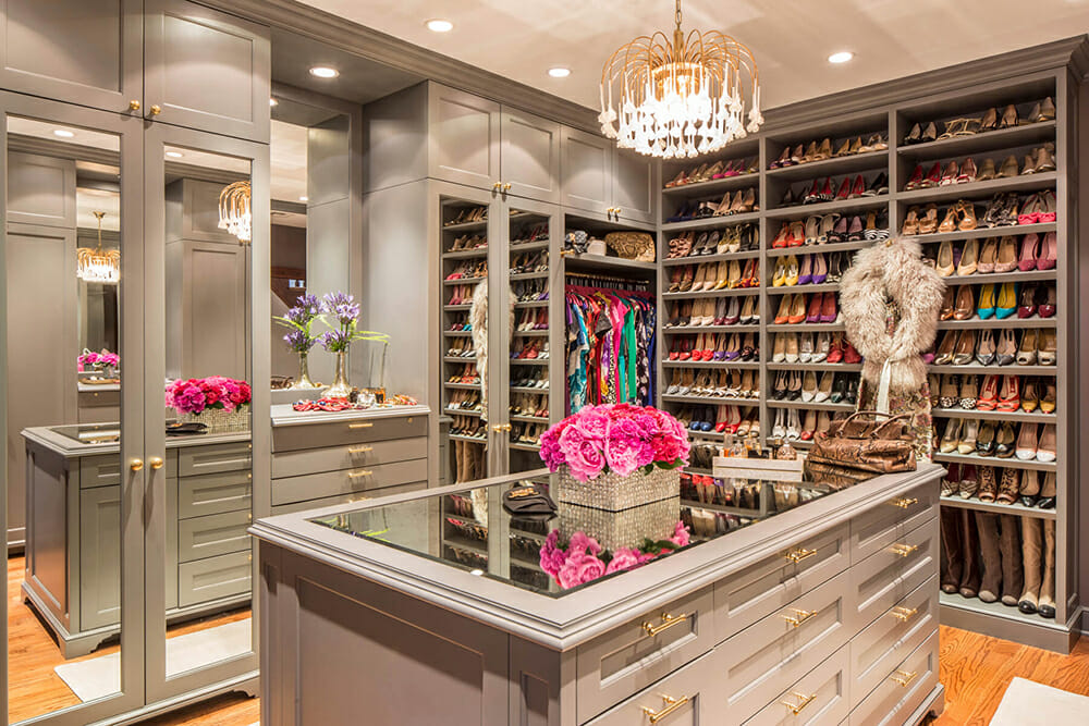 Walk In Closet Design Lighting