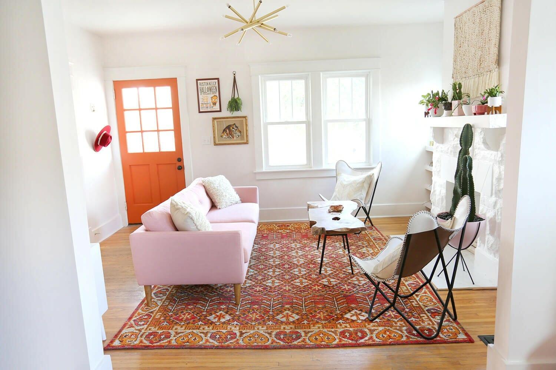 7 Ways To Incorporate Pink Home Decor - Decorilla