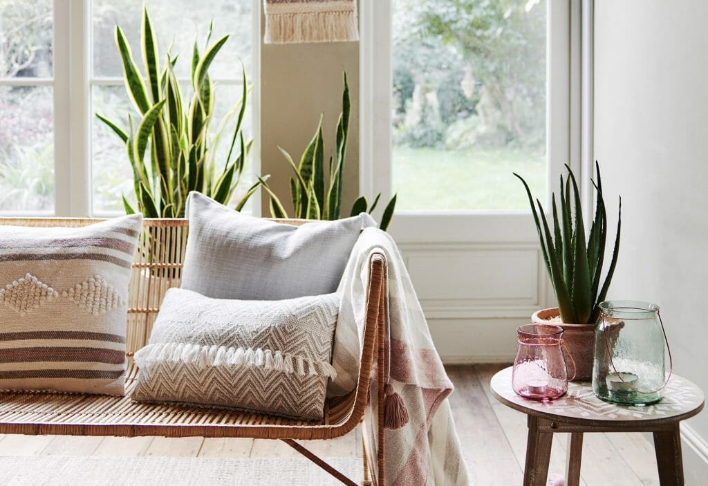 spring interior design trends texture